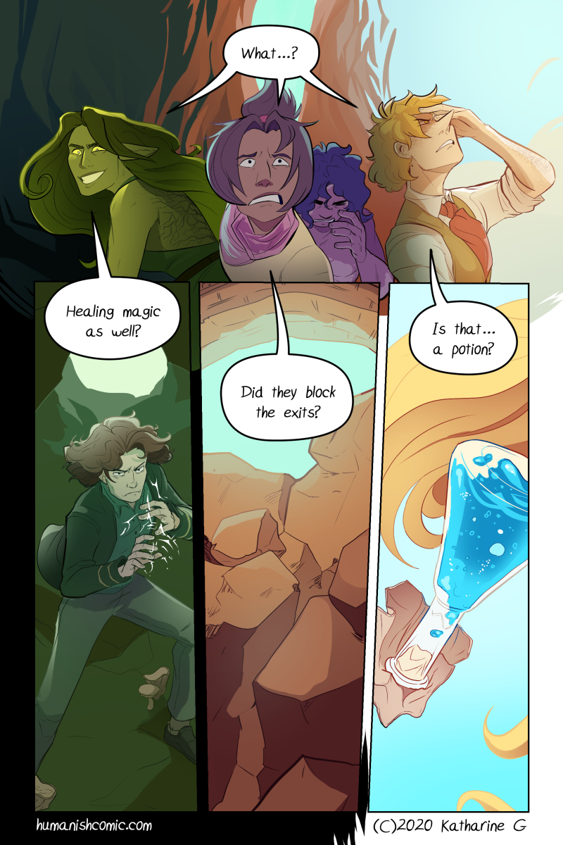 My name is Panel 3 and I'm the laziest thing on this page, but I'm still valid and my mom loves me.